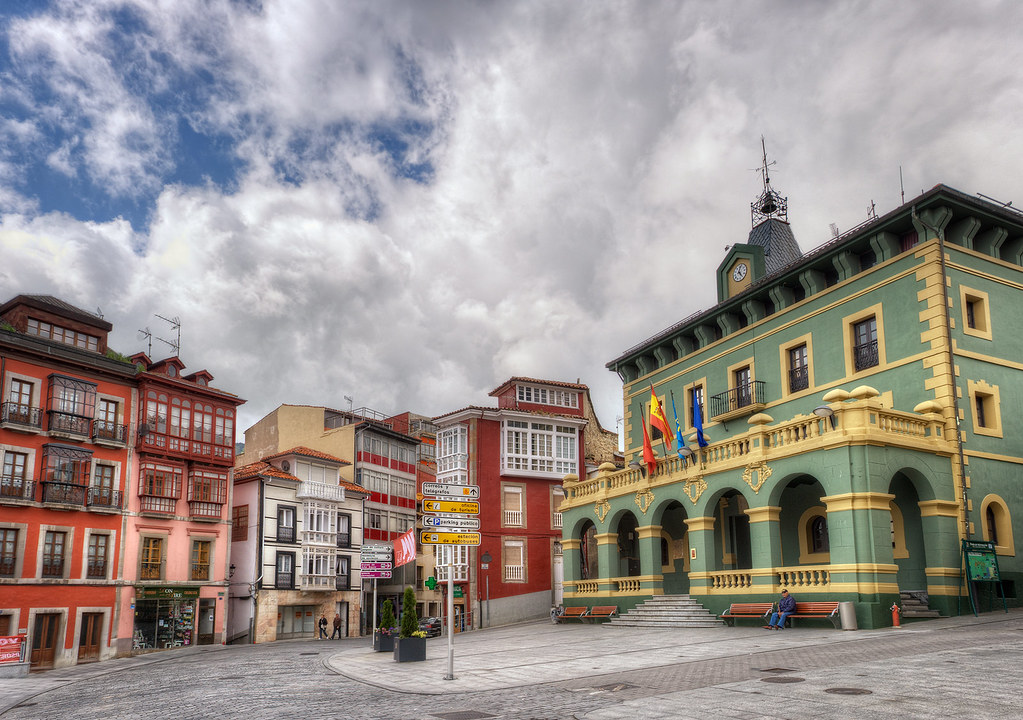 Tineo, Asturias (Spain), HDR | HDR from five bracketed expos ...