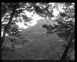 Man of the mountain, New Hampshire | by Boston Public Library