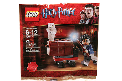 LEGO Harry Potter 30110 Trolley | by fbtb