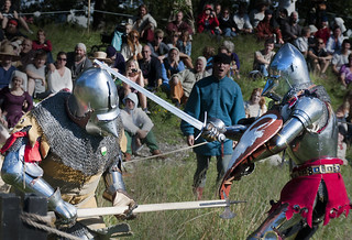 Foot Tournament - Battle of Wisby 1361 | by arkland_swe