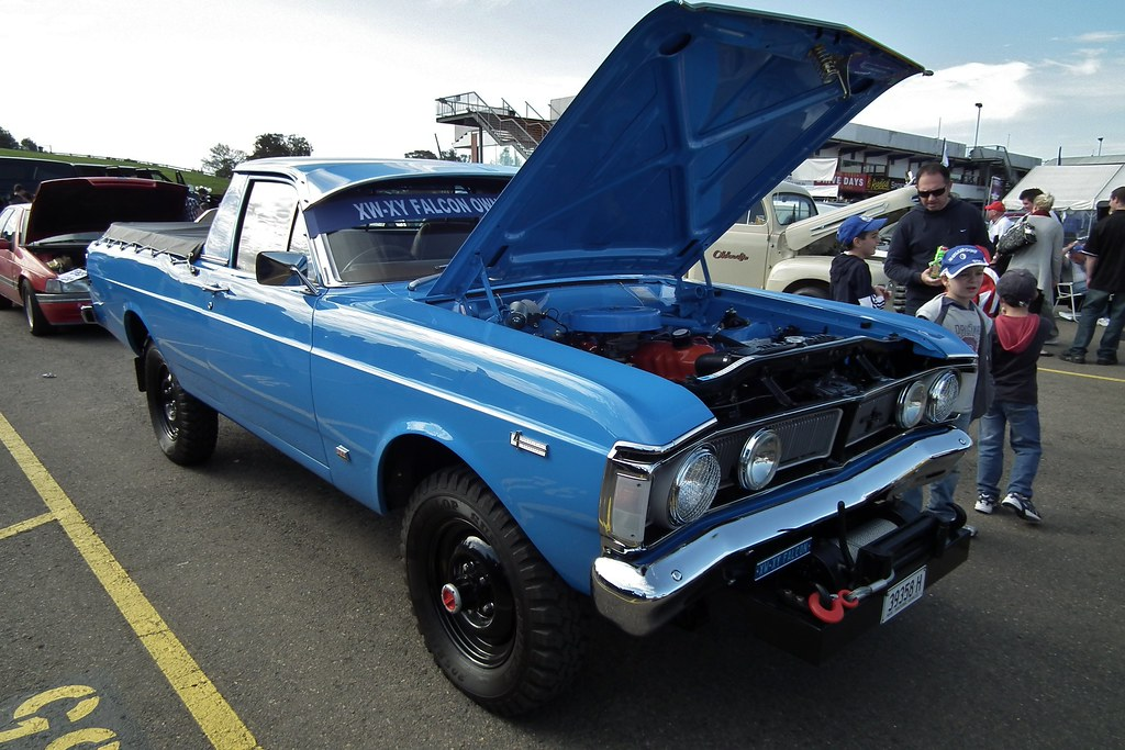 New South Ford >> 1972 Ford XY Falcon 4WD utility | 1972 Ford XY Falcon 4WD ut… | Flickr