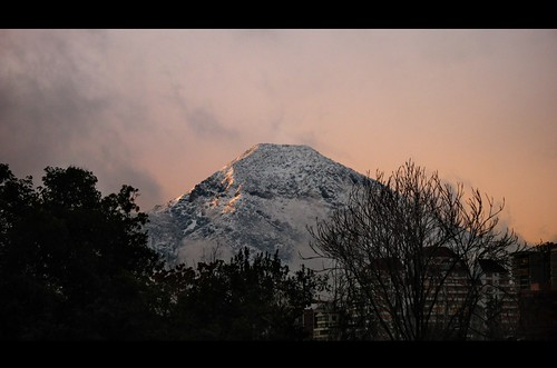 Manquehue nevado | by Haddy Bello