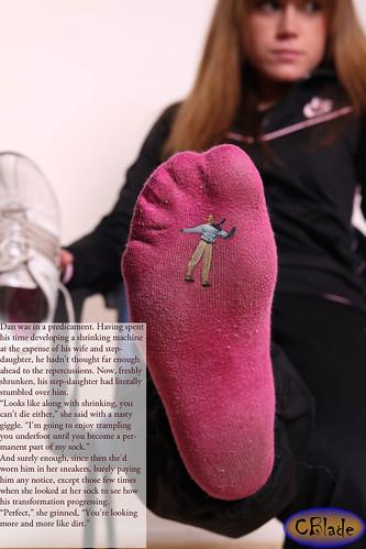 Foot fetish soles toes footjob handjob simulation
