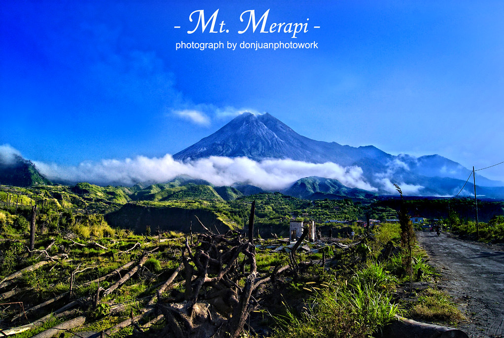 Gunung Merapi   Capture your beautiful moments with Donjua\u2026  Flickr