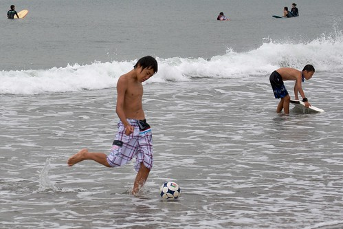 ocean football? | by julesberry2001