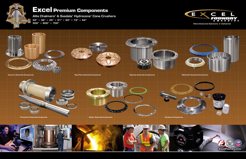 excel premium components for allis chalmers and svedala flickr