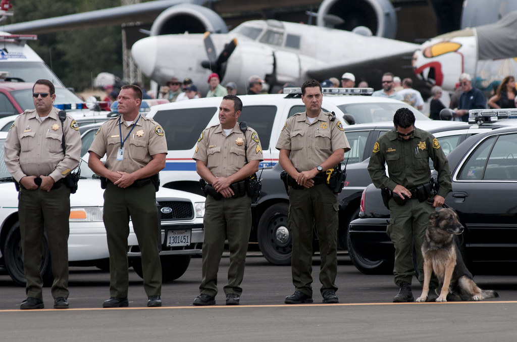 Sonoma County Sheriff S Deputies Taken At The Wings Over