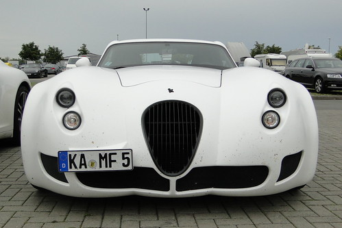 Wiesmann MF5 GT | by TobSpeed_Photography