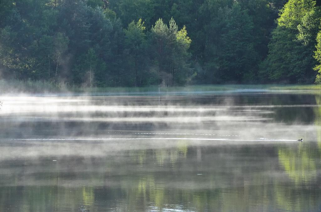 Evaporasi pada danau