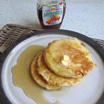 Altmodische Pancakes