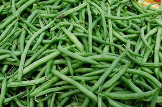 Green City Market - Green Beans | by tony.bailey