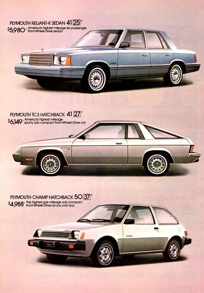1988 Plymouth Reliant LE Wagon | Carlisle All-Chrysler ... |Plymouth Reliant White