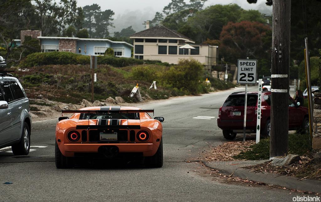 Joyride Ford Gt By Otis Blank