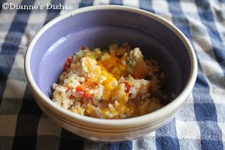 Cheesy Mexican Rice | by Dianne's Dishes
