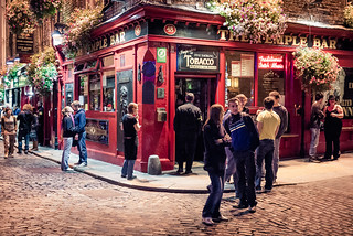 Temple Bar in Dublin | by daspunkt
