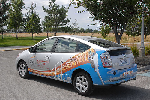 PNNL's Prius | by Pacific Northwest National Laboratory - PNNL