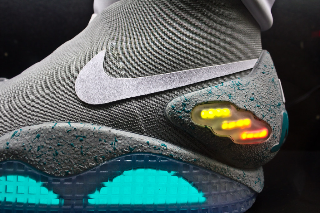 ... 2011 Nike MAG Replica Close-Up | by jdraimer