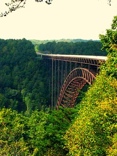 Great Bridge in West Virginia | by Nate the Mate