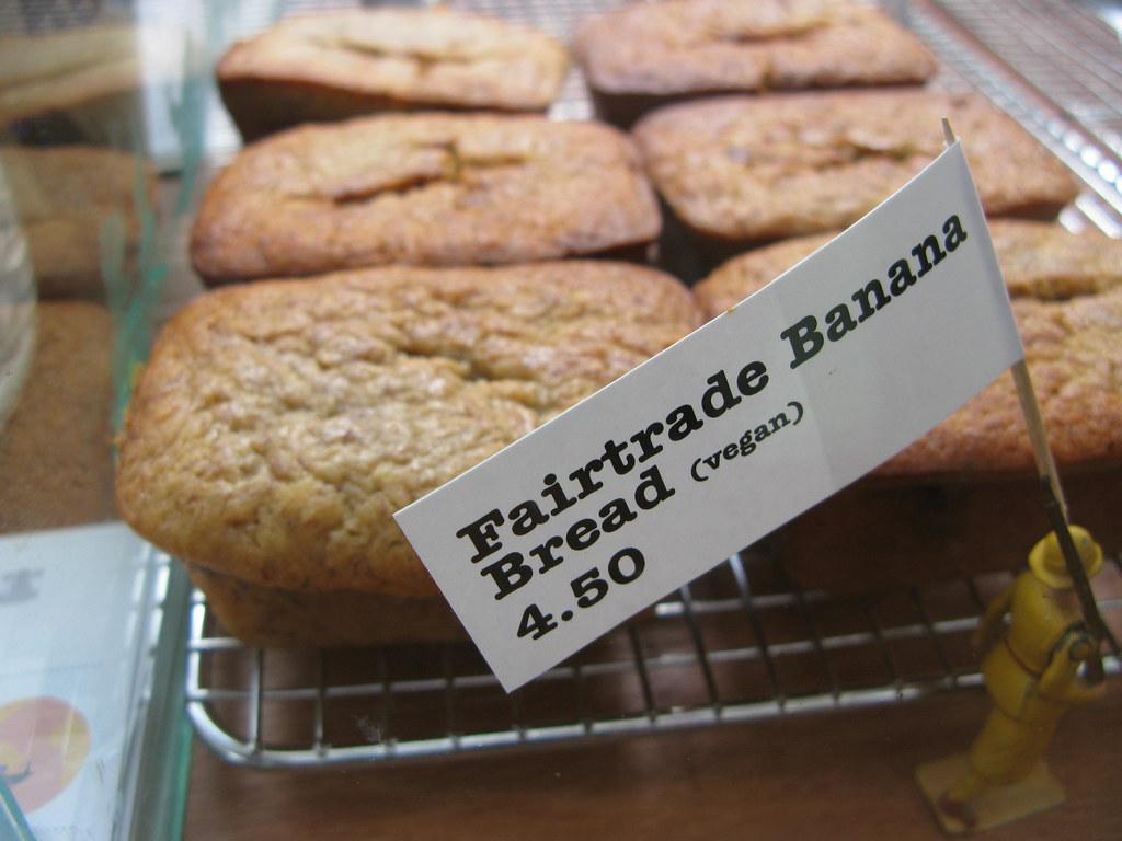 fairtrade banana bread | kokako's vegan treat. (blogged ...