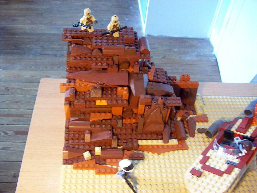 LEGO Star Wars - Imperial Base On Tatooine | www.youtube ...