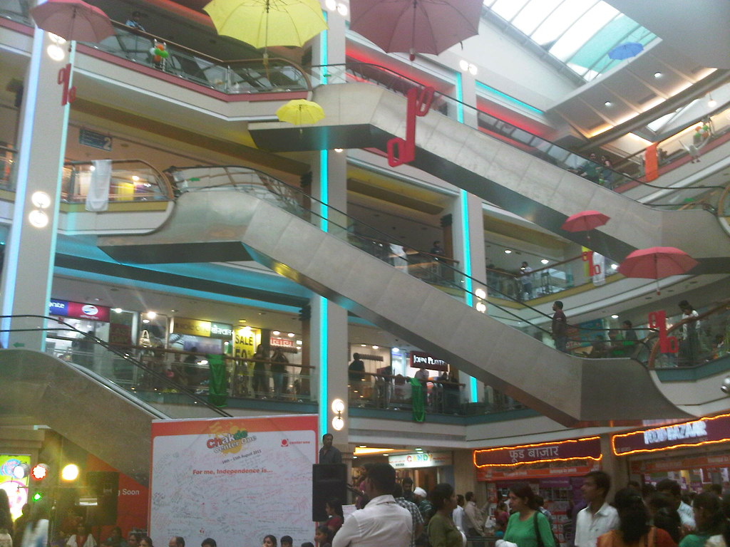It's Raining Discounts At Center One Mall, Vashi | Lionel Faleiro