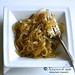 Bottle Gourd Spaghetti (Ntaambi ya Maboori)