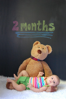 Two Months Old | by CraftNClutter