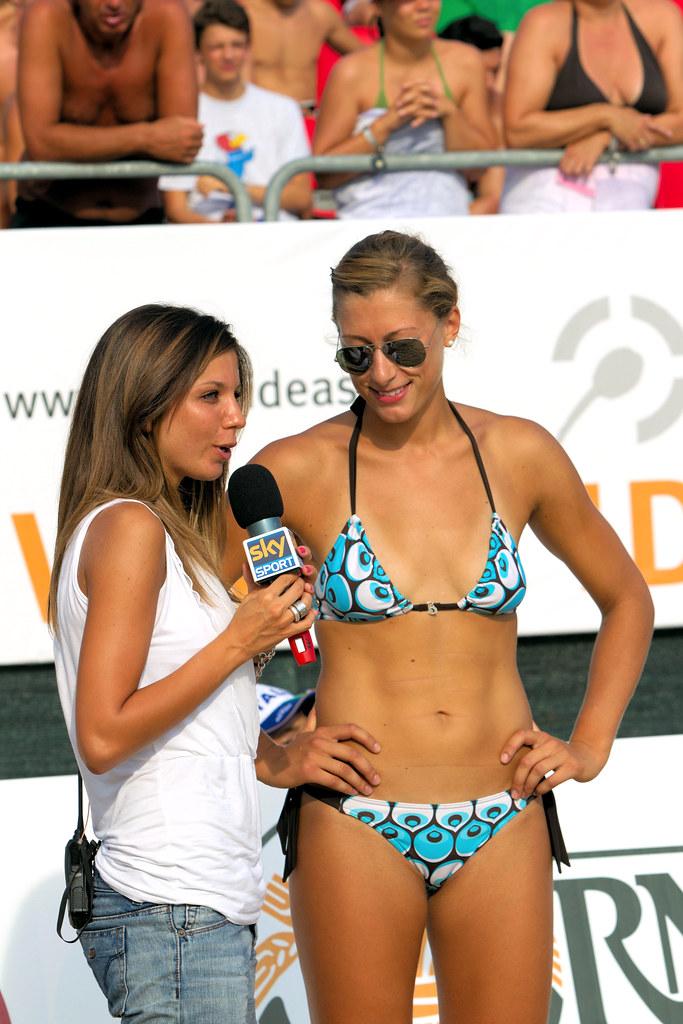 Sport >> Valentina Fiorin intervistata da Sky Sport | Finale Campiona… | Flickr