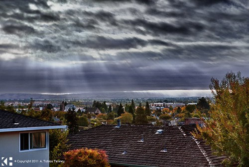 HDR: Sunrise in Suburbia V2 | by T bias