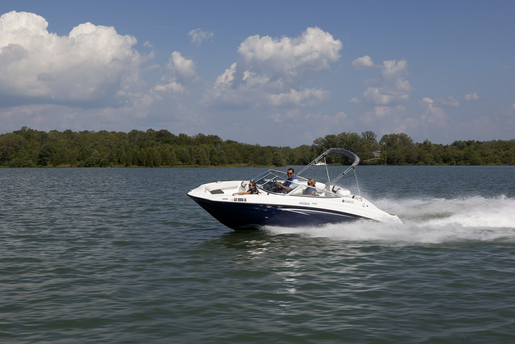 Yamaha Boat Wake Tower