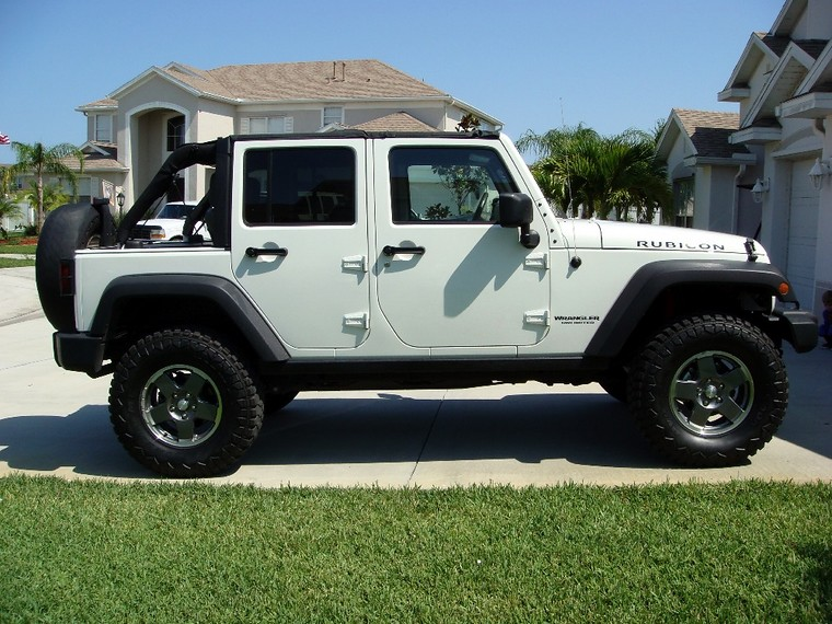 Jeep Wrangler Unlimited Mwbutterfly Flickr