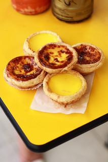 Chinatown HK and Portuguese-Style Egg Tarts | by Xiaolu // 6 Bittersweets