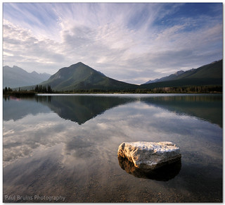 Vermilion Lake Rock | by Panorama Paul