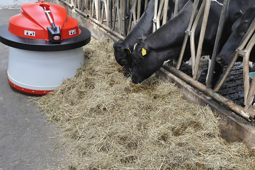 Lely Juno feed pusher 6 | by Lely Holding