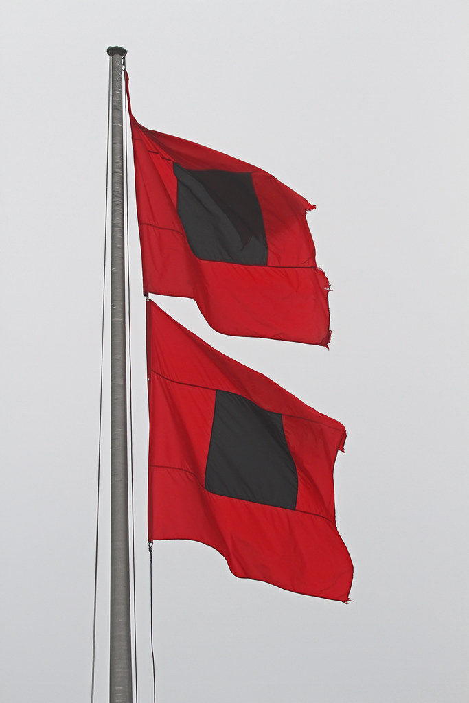 Hurricane Flags | Ryan...