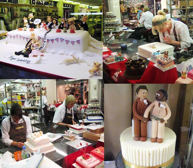 Cake Shop Decoration Games
