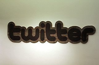 twitter sign | by David Lebovitz