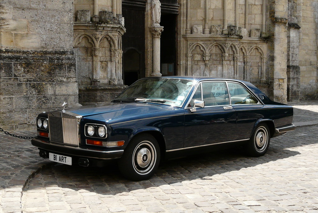 Rolls royce camargue st emilion gironde fr benoit for Dujardin automobile