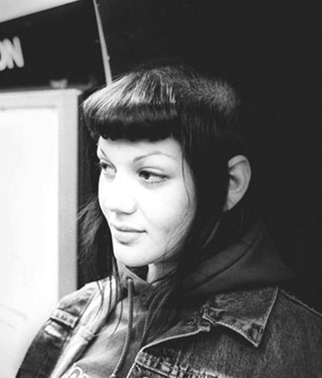Russian skinhead girl