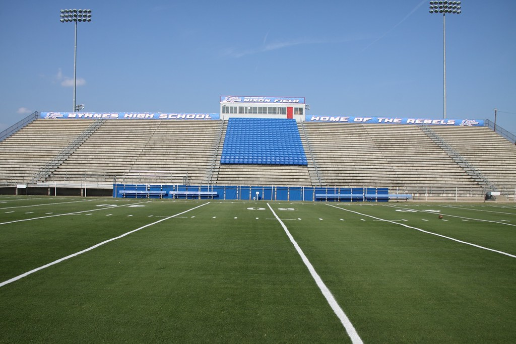 Byrnes High School Football Stadium at Byrnes High School