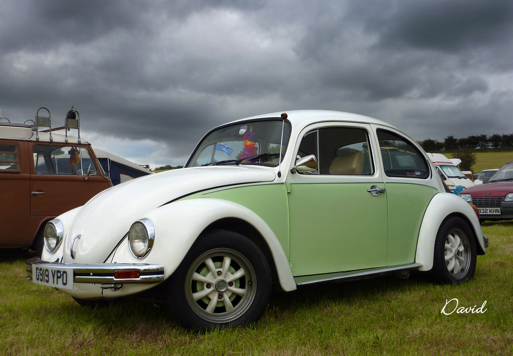 1989 VW Beetle | Determined to post the rest of last years s… | Flickr