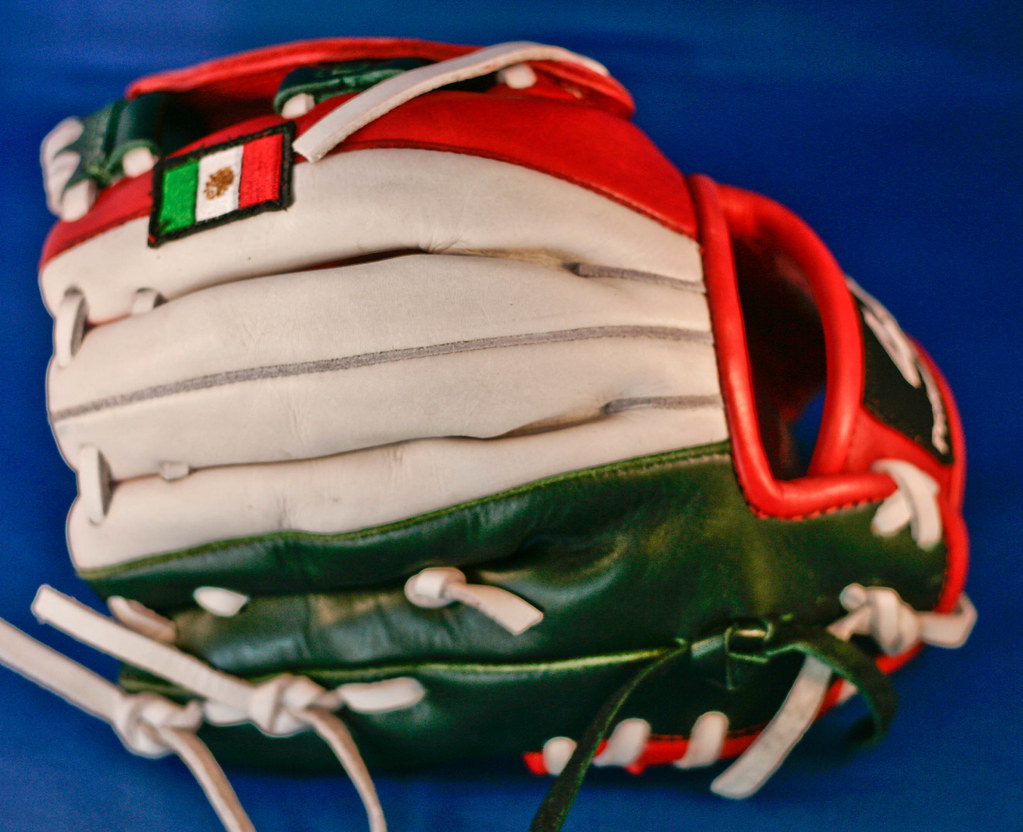 mexico three color baseball glove if you are interested in u2026 flickr