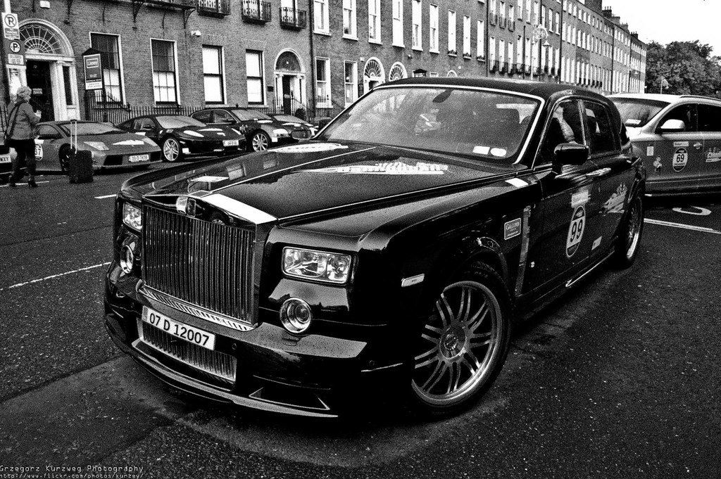New Rolls Royce >> Rolls Royce Mansory Conquistador | Photo taken in Dublin. Ir… | Flickr