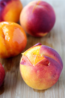 How to: Peel a Peach | by CookinCanuck