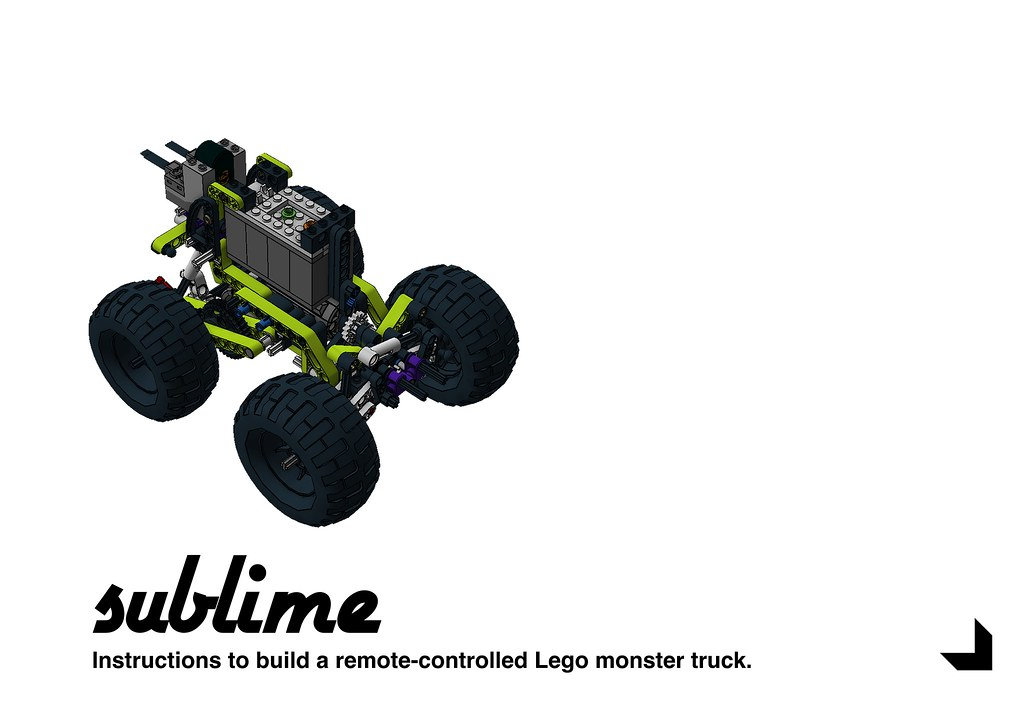 Sublime Chassis Instructions Instructions To Build A Remot Flickr