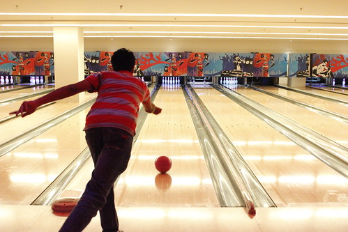 The American Center's Bowling Blowout | by U.S. Embassy New Delhi