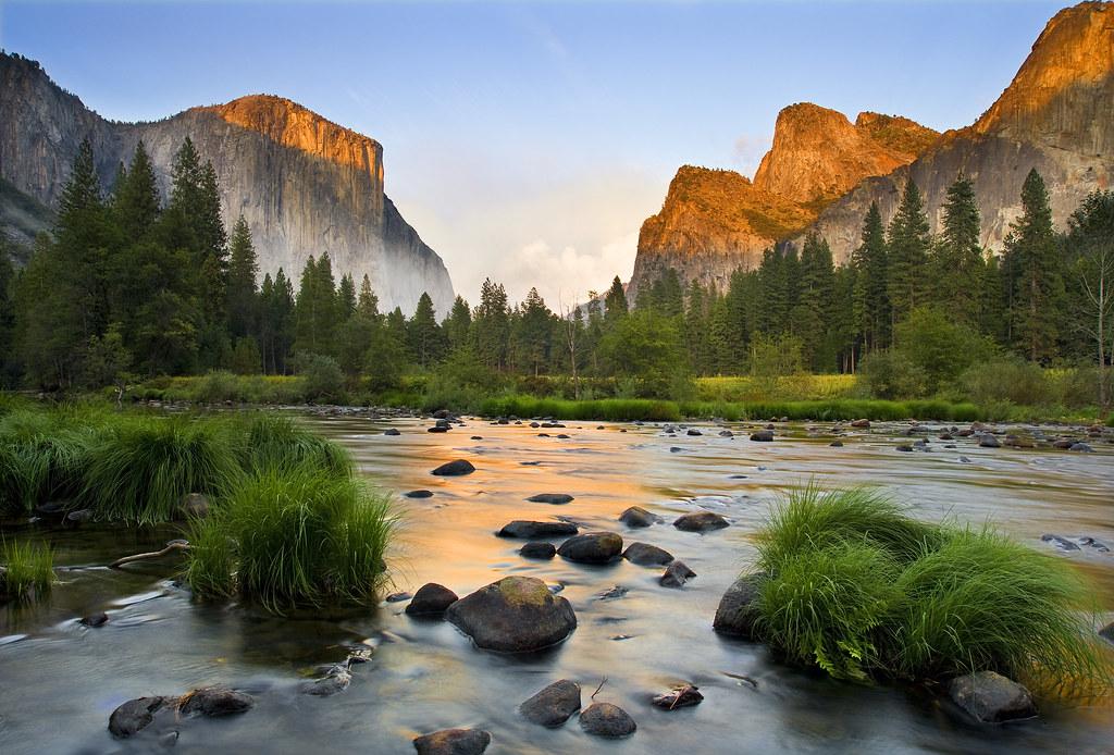 Gates of the Valley | Yosemite Valley - Yosemite National ...
