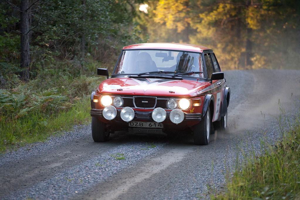 Classic Car Rally Videos