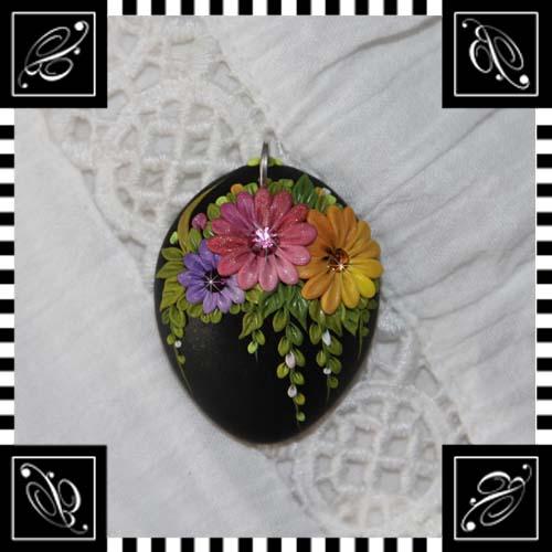 Flower Baskets Crossword Clue : Pendant flower hanging basket inspired veronica eun