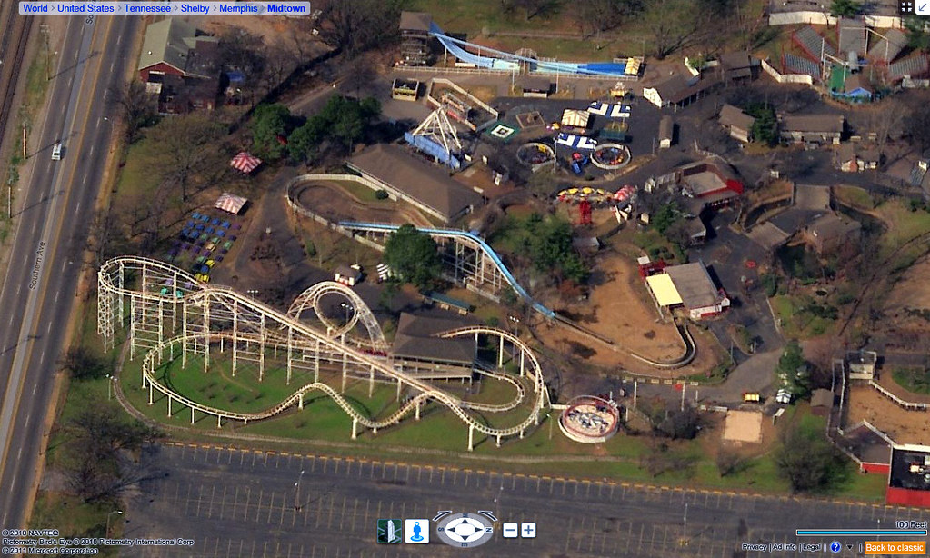 Libertyland Amusement Park Memphis Image Saved From